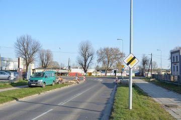 Nowe rondo w Turku na skrzyżowaniu ulic Wyszyńskiego z Kolską Szosą już niebawem