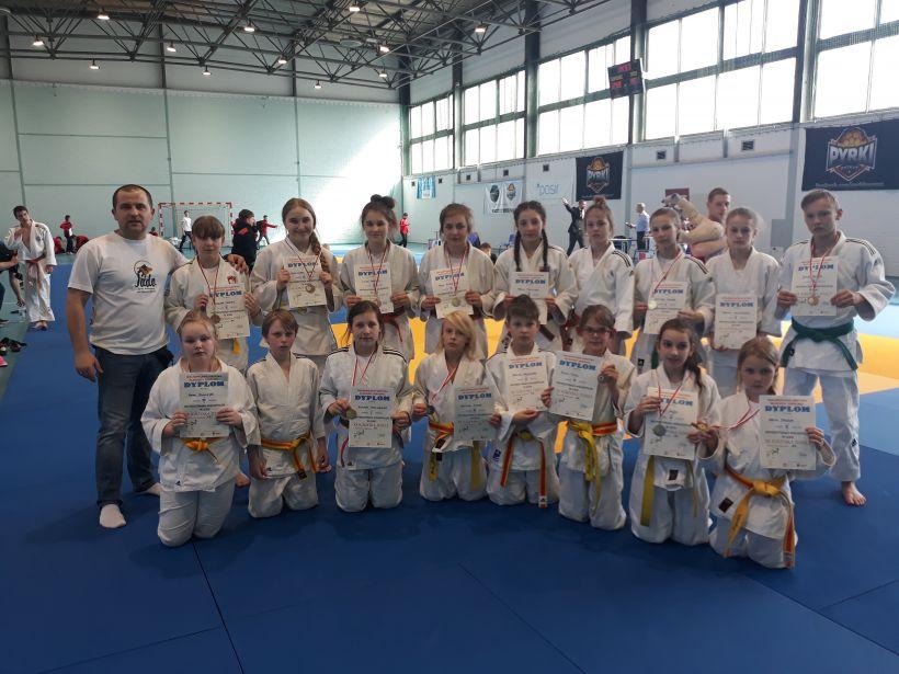 Sukces Judoków z Tuliszkowa na Mistrzostwach w Poznaniu