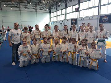 Sukces Judoków z Tuliszkowa na Mistrzostwach w...