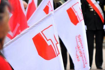 Już za tydzień 1-Maja Święto Ludzi Pracy. SLD...