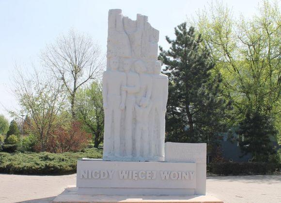 Miasto Turek: Remont pomnika