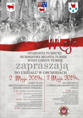 Uroczystości 2-3 maja w Turku