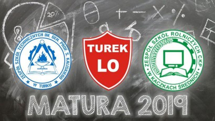 Maturzyści z Powiatu Tureckiego przystąpią do egzaminów