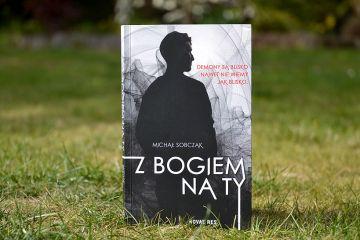 Książki z dedykacją Michała Sobczaka rozdane....