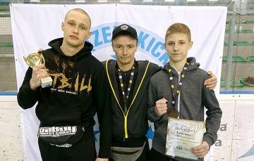 Striker w Turku na Mistrzostwach Polski K1....