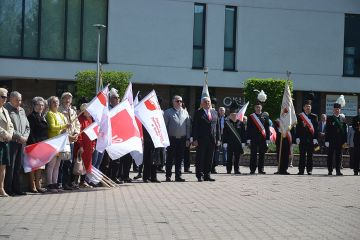 1 Maja obchody Święta Ludzi Pracy w Turku....