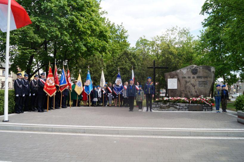 Obchody 228. rocznicy uchwalenia Konstytucji 3 Maja we Władysławowie