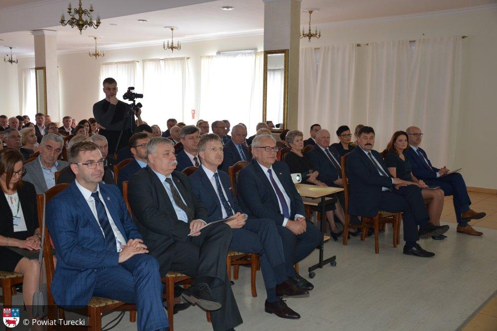 Konferencja z okazji 100-lecia Publicznych Służb Zatrudnienia - foto: Starostwo Powiatowe w Turku