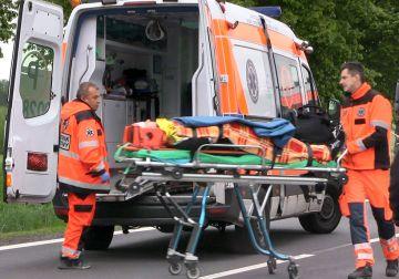 Wideo: Skoda dachowała pod Brudzyniem. Wypadek...