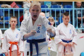 Sukces zawodników Klubu Oyama Karate na...