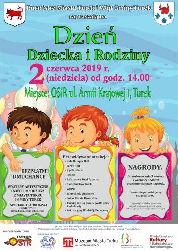Dzień Dziecka i Rodziny w Turku