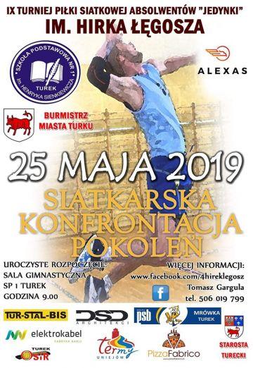IX Turniej Piłki Siatkowej Absolwentów...