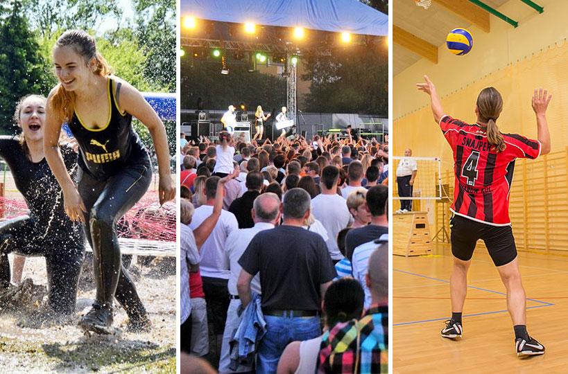 Imprezowy zawrót głowy już w ten weekend. Będzie sportowo i koncertowo!