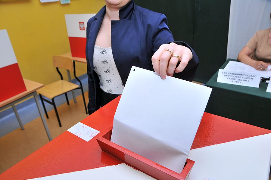 Bartosik miażdży rywali. PIS wygrywa w powiecie, druga Koalicja Europejska.  - foto: Archiwum Turek.net.pl