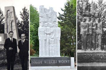 Nasza historia: Krótka historia pomnika