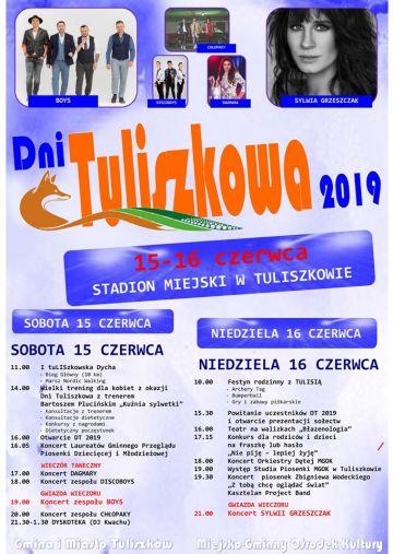 Dni Tuliszkowa 2019