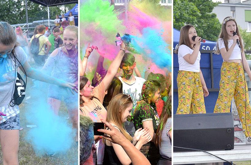 Dzień Dziecka i Rodziny w Turku pełen uśmiechu i kolorów. Pogoda i frekwencja dopisały! - Foto: JM