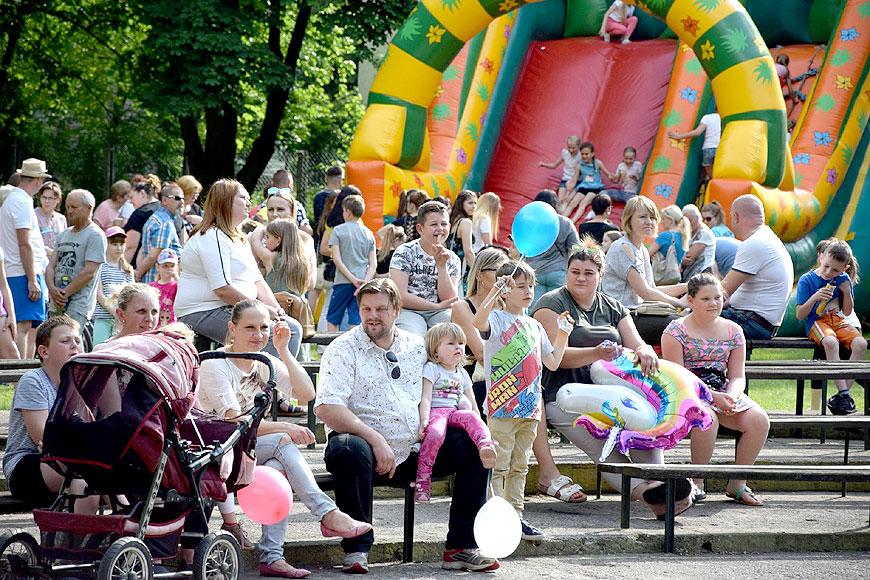Dzień Dziecka w Tuliszkowie - foto: tuliszkow.pl