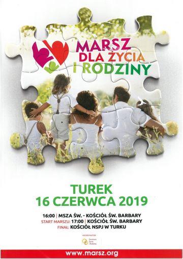Marsz dla rodziny