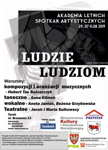 Akademia Letnich Spotkań Artstycznych 2019