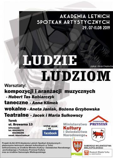 Akademia Letnich Spotkań Artstycznych 2019