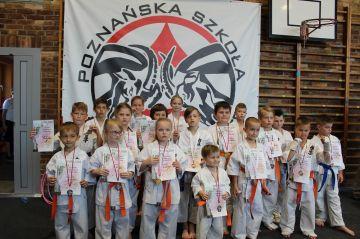 Sukces turkowskich karateków na II Pucharze...