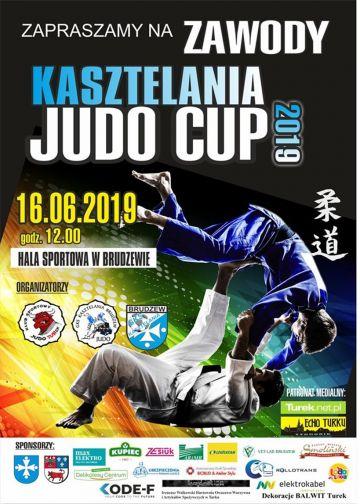 Kasztelania Judo Cup 2019 już w najbliższą niedzielę!