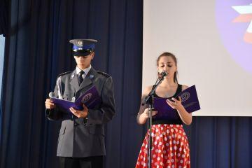 Obchody 100. rocznicy powstania Policji...