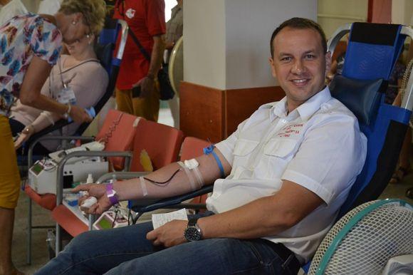 : Światowy Dzień Krwiodawcy w Turku