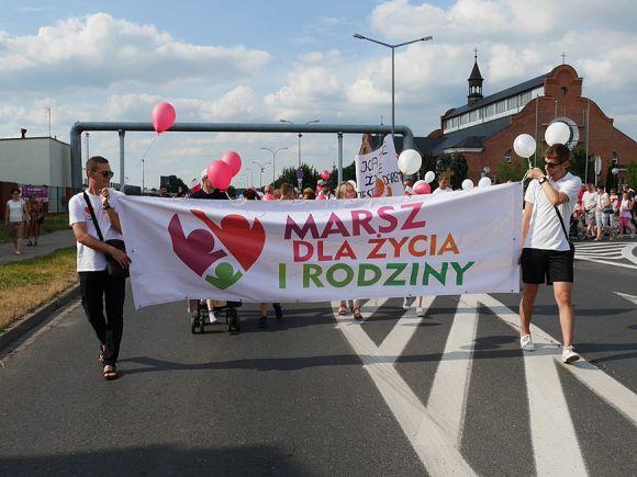Pierwszy w Turku Marsz dla Życia i Rodziny...