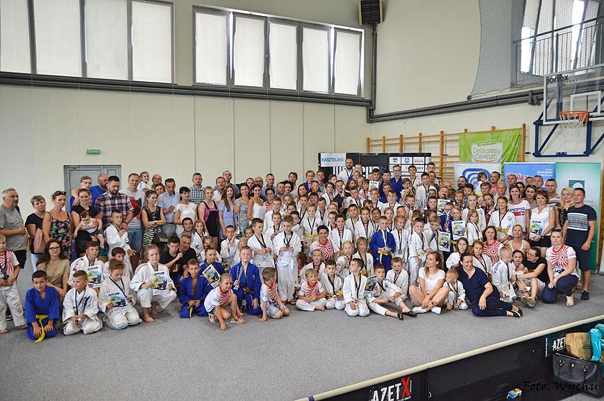 Sportowa rywalizacja, łzy i medale czyli Kasztelania Judo Cup 2019. - foto: Grzegorz Wysocki