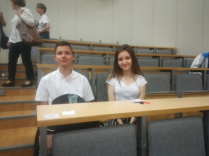 Uczniowie SP1 laureatami Międzyszkolnego Konkursu Geograficznego