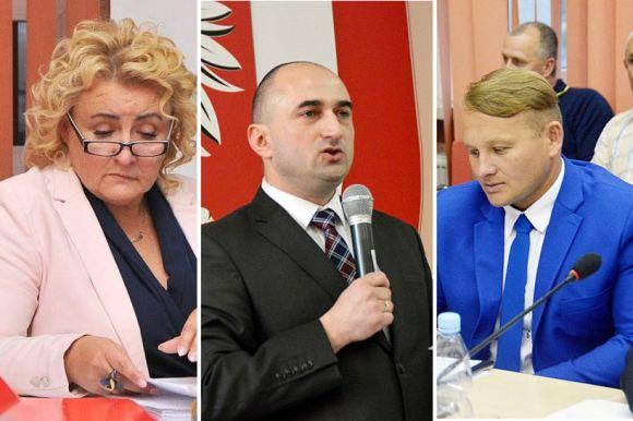 Jasak, Serafiński i Pacześna odwołani,...