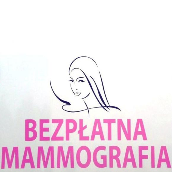 Bezpłatna mammografia.