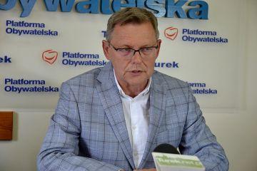 Wideo: Poseł Tomasz Nowak jednym z...