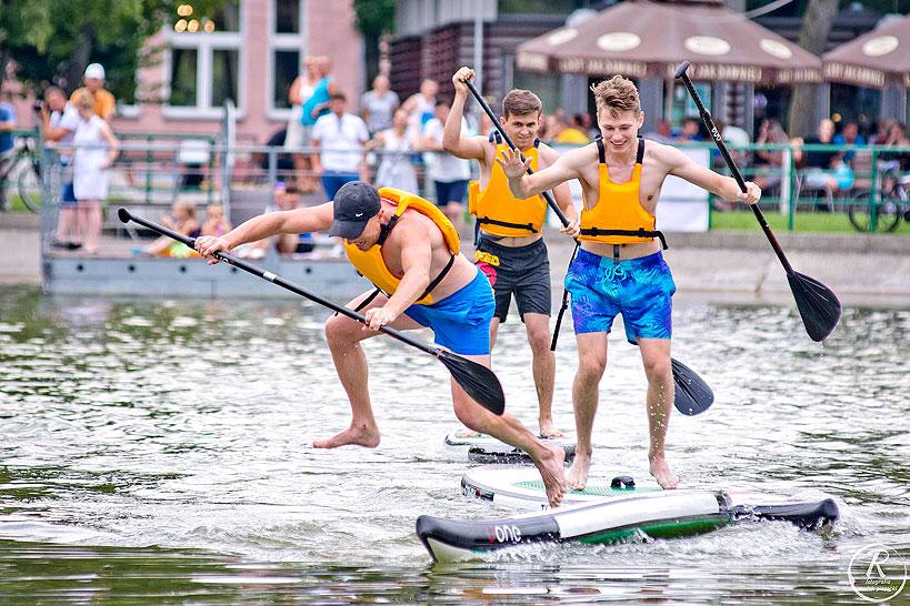 Rafa Jeziorsko SUP Race 2019 już w ten weekend! - foto:Radek Piasecki