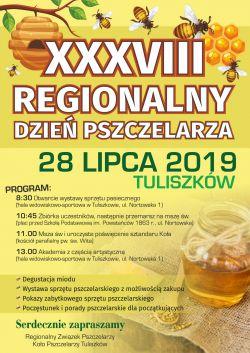 XXXVIII Regionalny Dzień Pszczelarza