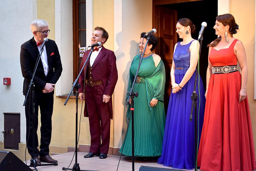 Trzy soprany na początek Letniej Filharmonii Parkowej w Tuliszkowie