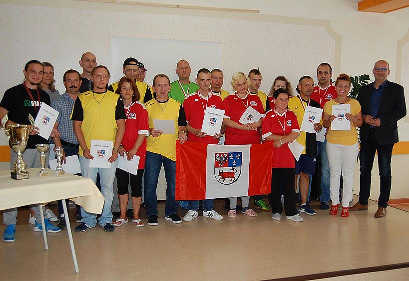 Zwykły sport Niezwykłych ludzi czyli sukcesy mieszkańców DPS w Skęczniewie
