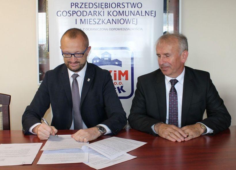 Turek otrzymał dofinansowanie na modernizację oczyszczalni ścieków