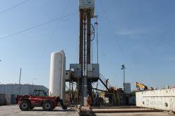Miasto Turek: Gorąca woda odkryta pod Turkiem! Trwają badania odnalezionej wody.
