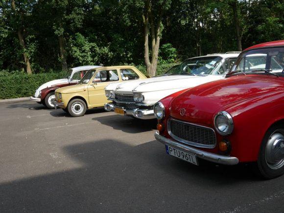 : Rozstrzygnięto konkurs na najładniejszy Pojazd Zabytkowy.