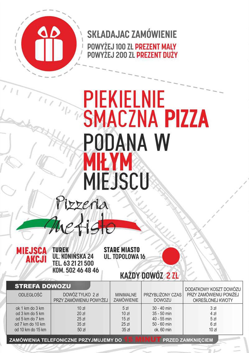 Pizzeria Mefisto