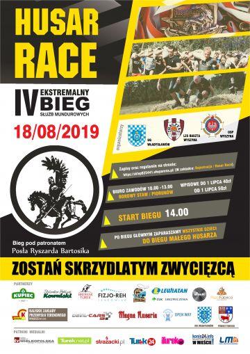 IV Ogólnopolski Ekstremalny Bieg dla Służb...