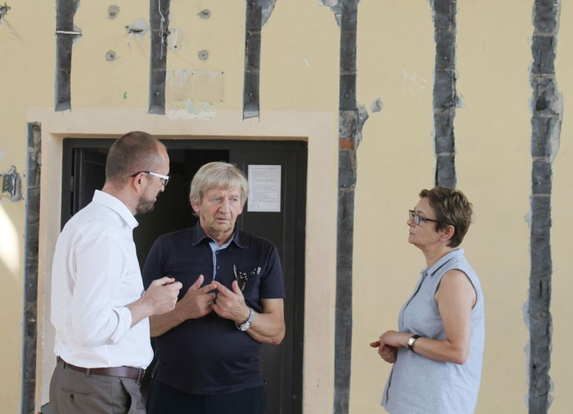 W szkołach i przedszkolach na terenie miasta trwają remonty. - Źródło: Miasto Turek