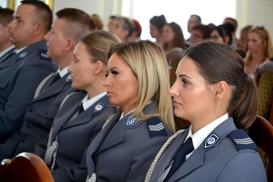 Wideo: Obchody Święta Policji w Powiecie Tureckim - foto: MS