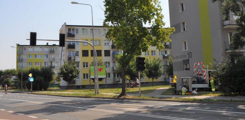 Uwaga ! Wyłączona sygnalizacja świetlna ! - Źródło: Zarząd Dróg Powiatowych w Turku