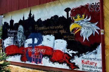 Powstał nowy mural na budynku Miejskiej...