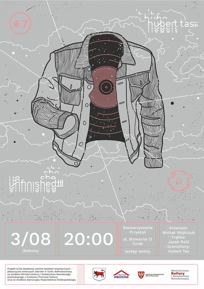 Hubert Tas ''Unfinished'' - premiera nowej płyty już jutro!