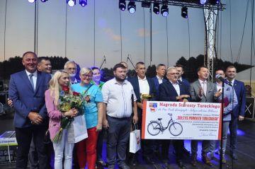 Sołtys wsi Miłkowice z tytułem...